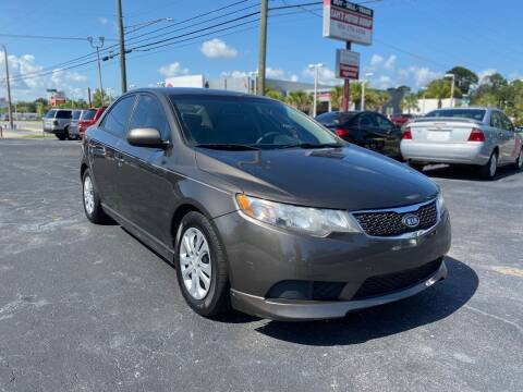 2012 Kia Forte for sale at Sam's Motor Group in Jacksonville FL