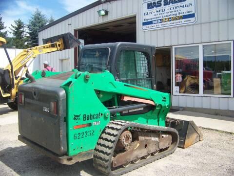 2014 Bobcat T550