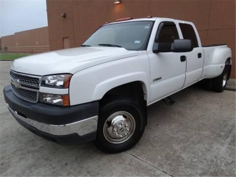 2005 Chevrolet Silverado 3500 for sale at Abe Motors in Houston TX