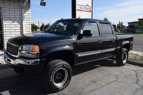 2005 GMC Sierra 1500 for sale at All Star Auto Sales in Pleasant Grove UT
