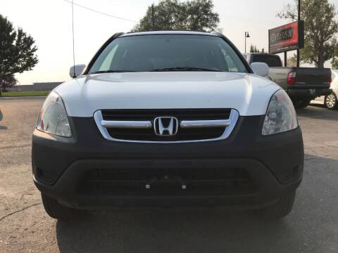 2002 Honda CR-V for sale at Rides Unlimited in Nampa ID