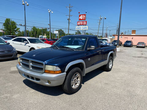 2003 Dodge Dakota for sale at 4th Street Auto in Louisville KY