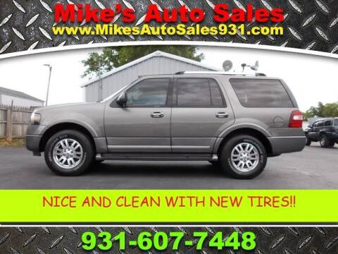 2012 Ford Expedition for sale at Mike's Auto Sales in Shelbyville TN