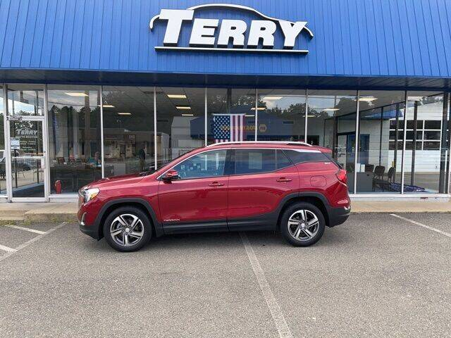 2020 GMC Terrain for sale at Terry of South Boston in South Boston VA