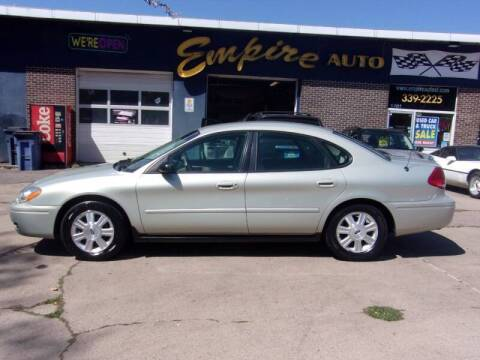 2005 Ford Taurus for sale at Empire Auto Sales in Sioux Falls SD