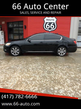 2009 Lexus GS 350 for sale at 66 Auto Center in Joplin MO