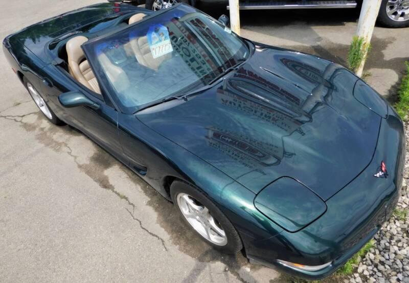 2000 Chevrolet Corvette for sale at AutoLink LLC in Dayton OH