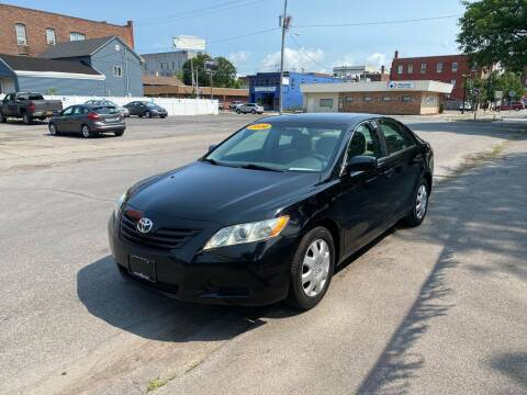 2008 Toyota Camry for sale at Midtown Autoworld LLC in Herkimer NY