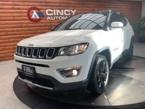 2017 Jeep Compass for sale at Dixie Motors in Fairfield OH