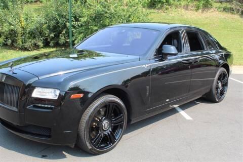 2014 Rolls-Royce Ghost