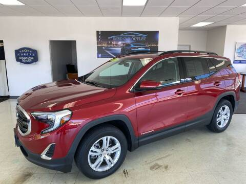 2018 GMC Terrain for sale at Used Car Outlet in Bloomington IL