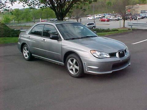2007 Subaru Impreza for sale at North Hills Auto Mall in Pittsburgh PA