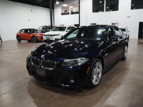 2014 BMW 5 Series for sale at Montclair Motor Car in Montclair NJ