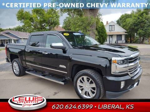 2018 Chevrolet Silverado 1500 for sale at Lewis Chevrolet Buick of Liberal in Liberal KS