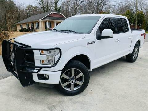 2015 Ford F-150 for sale at Cobb Luxury Cars in Marietta GA