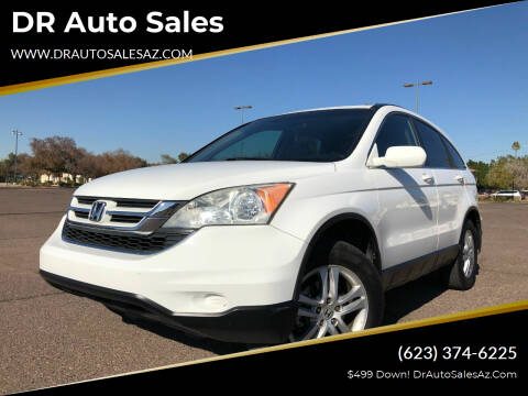 2011 Honda CR-V for sale at DR Auto Sales in Glendale AZ