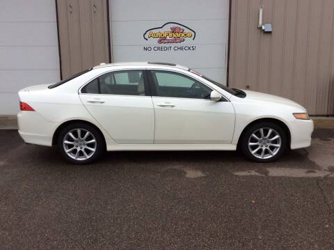 2006 Acura TSX for sale at The AutoFinance Center in Rochester MN