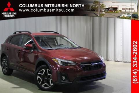 2019 Subaru Crosstrek for sale at Auto Center of Columbus - Columbus Mitsubishi North in Columbus OH