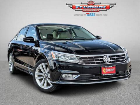 2017 Volkswagen Passat for sale at Rocky Mountain Commercial Trucks in Casper WY
