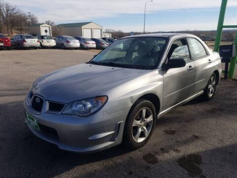 2006 Subaru Impreza for sale at Independent Auto in Belle Fourche SD