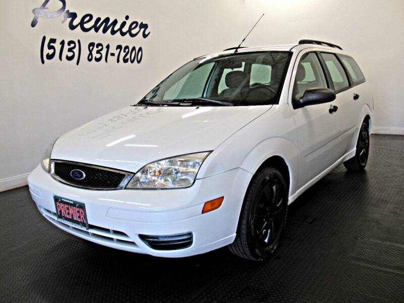 2007 Ford Focus for sale at Premier Automotive Group in Milford OH