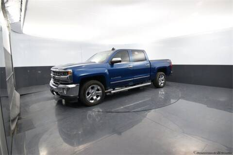2017 Chevrolet Silverado 1500 for sale at BOB HART CHEVROLET in Vinita OK
