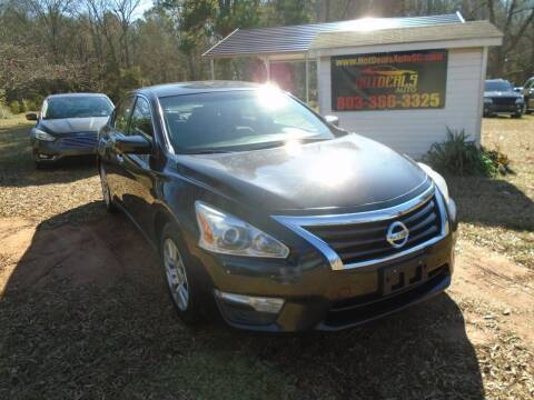 2015 Nissan Altima for sale at Hot Deals Auto LLC in Rock Hill SC