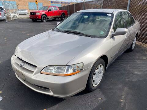 1999 Honda Accord for sale at Square Business Automotive in Milwaukee WI