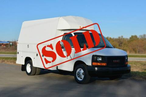 2005 GMC 3500 KUV for sale at Signature Truck Center - Service-Utility Truck in Crystal Lake IL