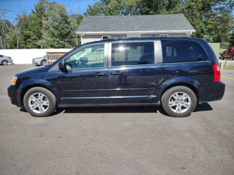 2010 Dodge Grand Caravan for sale at Hilltop Auto in Prescott MI