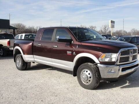 2012 RAM Ram Pickup 3500 for sale at Frieling Auto Sales in Manhattan KS
