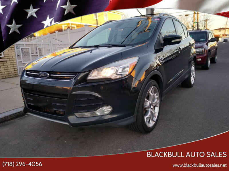 2013 Ford Escape for sale at Blackbull Auto Sales in Ozone Park NY