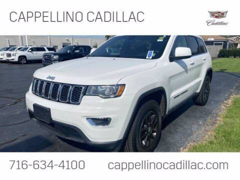 2020 Jeep Grand Cherokee for sale at Cappellino Cadillac in Williamsville NY