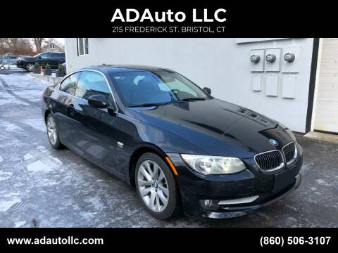 2011 BMW 3 Series for sale at ADAuto LLC in Bristol CT