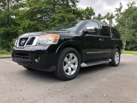 2012 Nissan Armada for sale at Lowcountry Auto Sales in Charleston SC