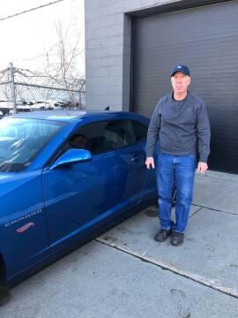 2013 Chevrolet Camaro for sale at Adrenaline Motorsports Inc. in Saginaw MI