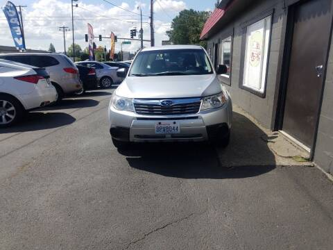 2010 Subaru Forester for sale at Bonney Lake Used Cars in Puyallup WA
