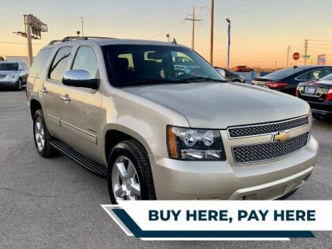 2013 Chevrolet Tahoe for sale at Stanley Automotive Finance Enterprise - STANLEY FORD ANDREWS in Andrews TX
