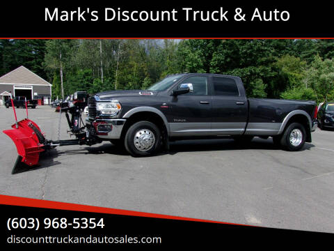 2019 RAM Ram Pickup 3500 for sale at Mark's Discount Truck & Auto in Londonderry NH