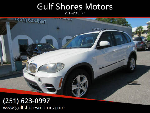 2011 BMW X5 for sale at Gulf Shores Motors in Gulf Shores AL