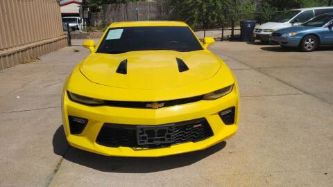 2017 Chevrolet Camaro for sale at Southwest Sports & Imports in Oklahoma City OK