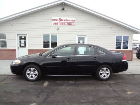 2015 Chevrolet Impala Limited for sale at GIBB'S 10 SALES LLC in New York Mills MN