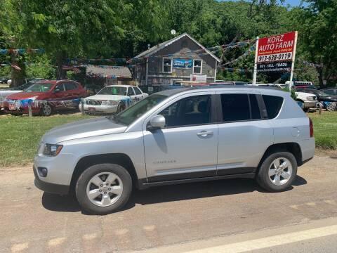 2014 Jeep Compass for sale at Korz Auto Farm in Kansas City KS