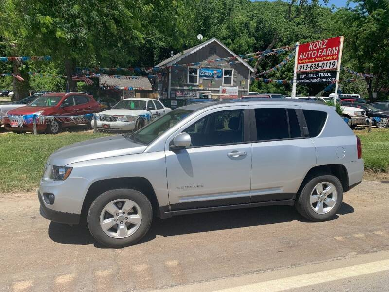 2014 Jeep Compass for sale in Kansas City, KS