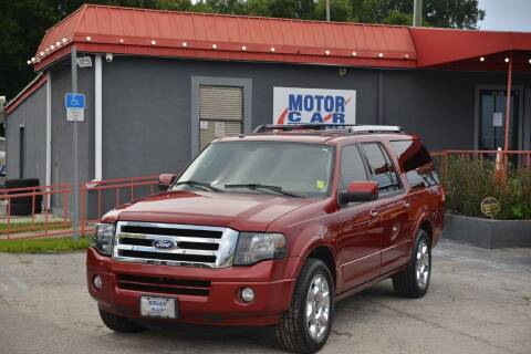 2013 Ford Expedition EL for sale at Motor Car Concepts II - Kirkman Location in Orlando FL
