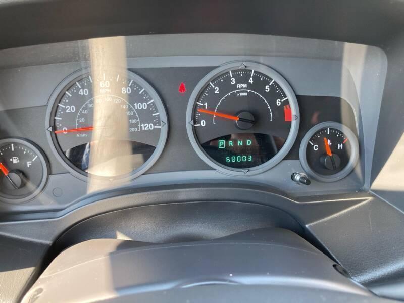 2008 Jeep Compass Sport 4dr SUV w/CJ1 - Merrillville IN