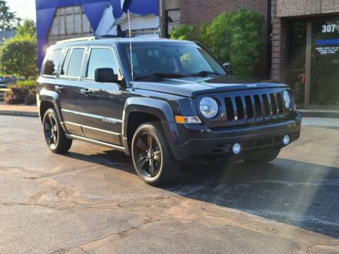 2014 Jeep Patriot for sale at Mighty Motors in Adrian MI