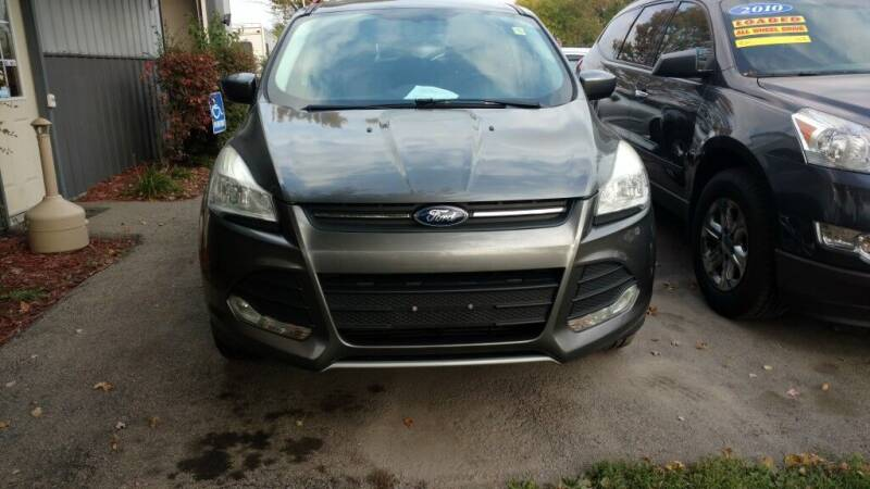 2013 Ford Escape for sale at Car Connection in Yorkville IL
