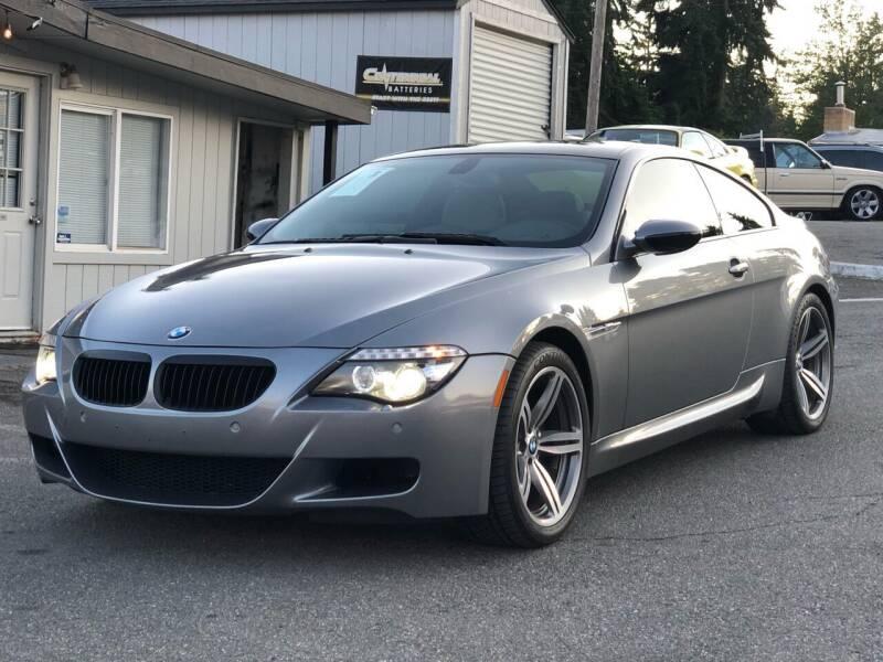 2008 BMW M6 for sale at West Coast Auto Works in Edmonds WA