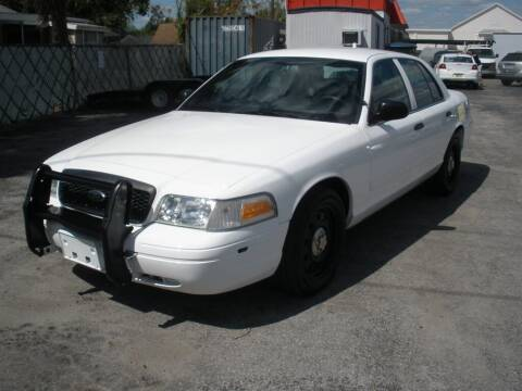 2008 Ford Crown Victoria for sale at Priceline Automotive in Tampa FL